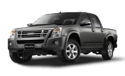 Isuzu-D-max